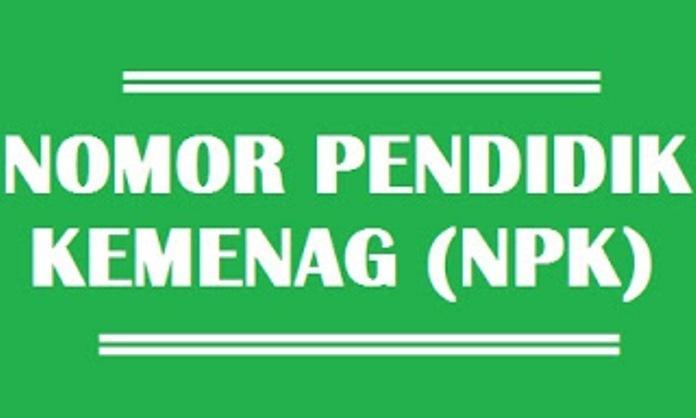 npk-nomor-pendidik-kemenag